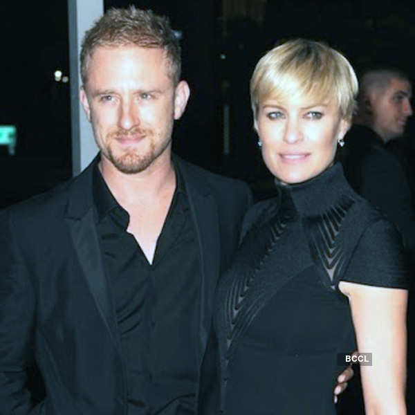 Robin Wright and Ben Foster Photogallery - Times of India