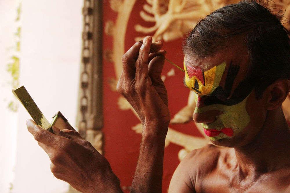 Kalari and Kathakali for culture vultures