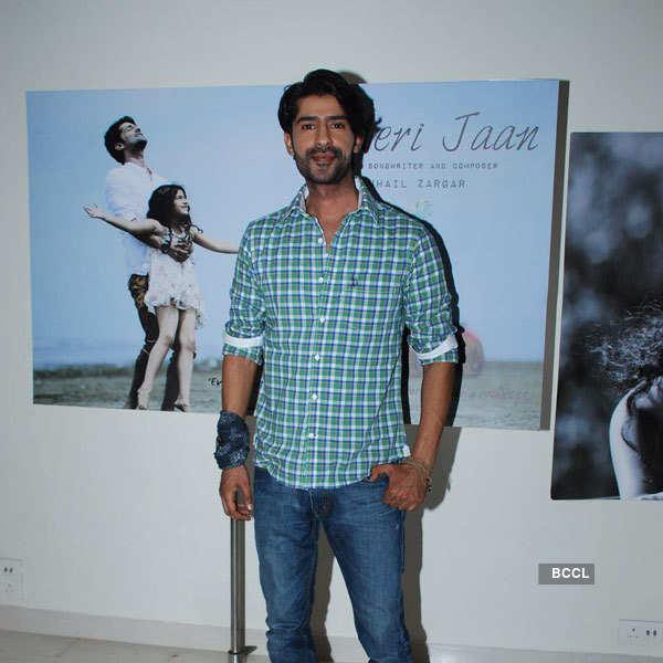 TV celebs at O Meri Jaan's shoot