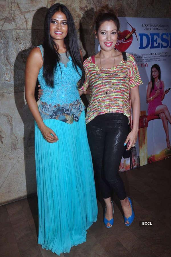 I Love Desi: Screening