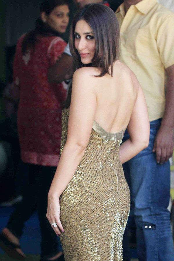 Divas in their backless best