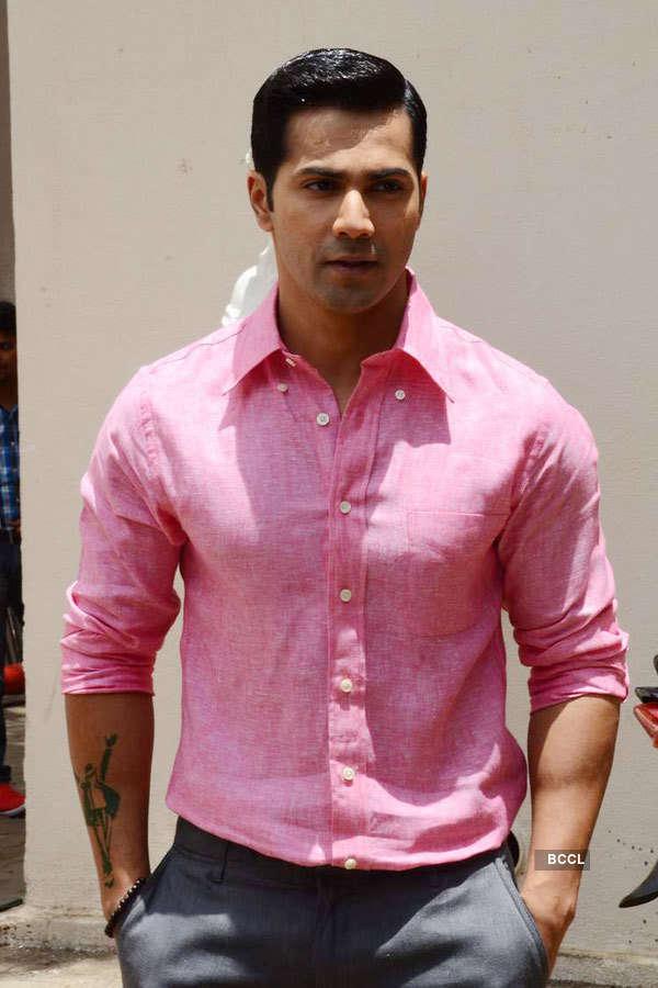 Varun, Shradha promote ABCD 2
