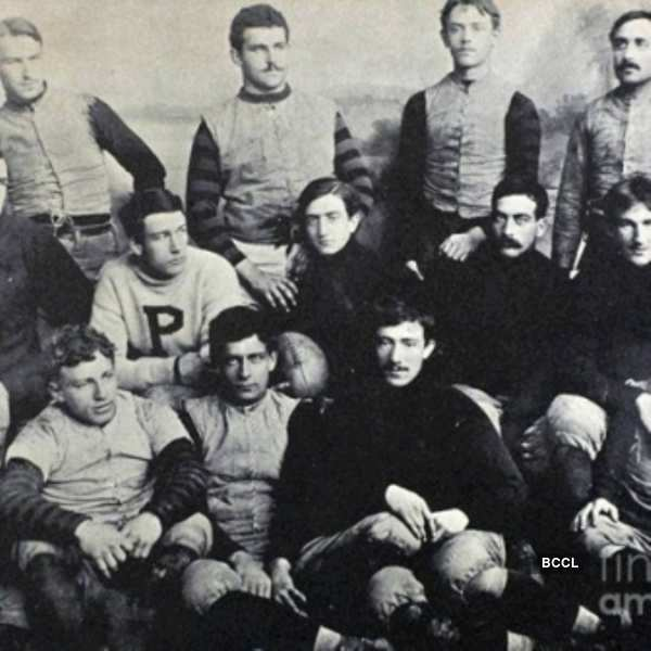 Princeton Football Team represented Princeton University