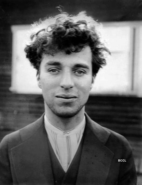 Charlie Chaplin, when he was 27-year-old
