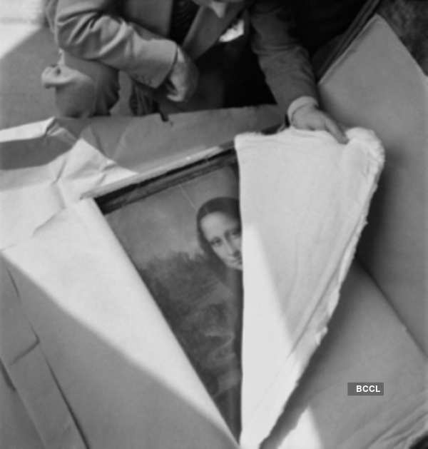 At the beginning of the year in 1938, France's public art collections