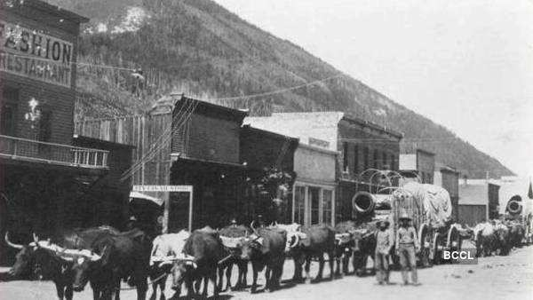 Telluride region is rich with its American history