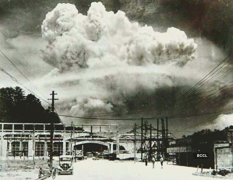 A devastating photo of Nagasaki