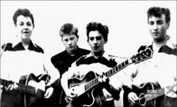 Yesteryears legendary artists, The Beatles