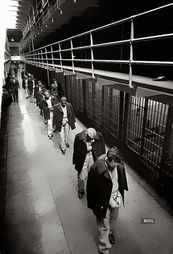 Alcatraz was the most secured prison before it was converted into a tourist hot-spot