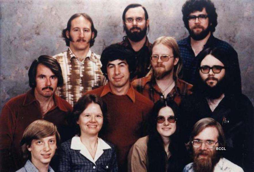 Microsoft moved to Washington in 1978