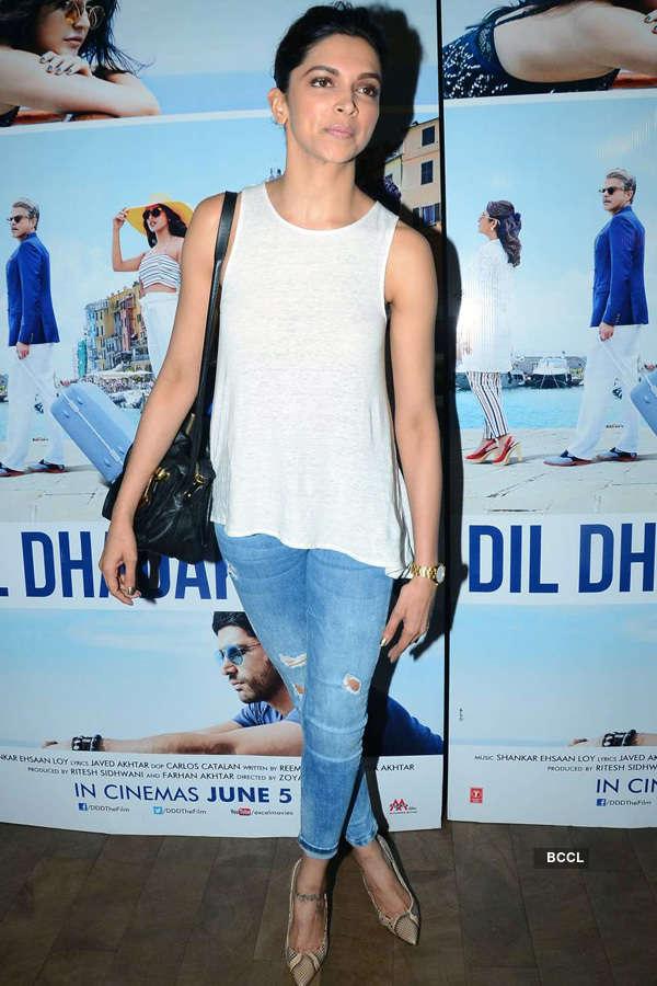 Dil Dhadakne Do: Screening