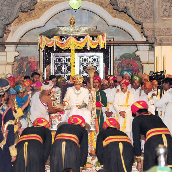 Mysuru kingdom gets new king