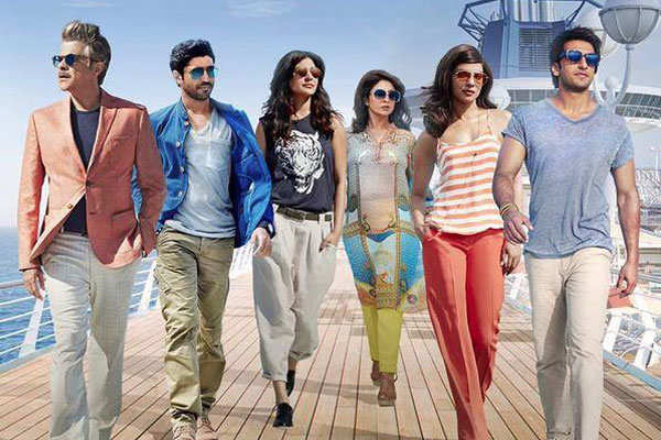 Image result for dil dhadakne do