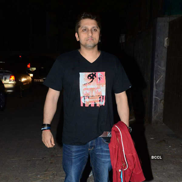 Mohit Suri arrives for the special screening Photogallery - Times of India