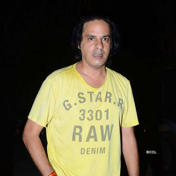Rahul Roy during the special screening Photogallery - Times of India