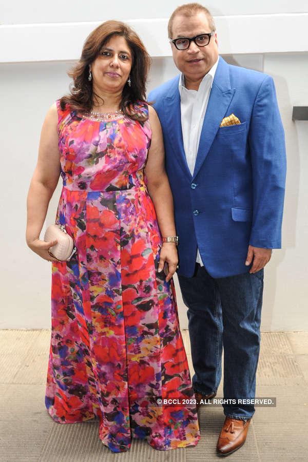 Nishka & Dhruv's wedding brunch party
