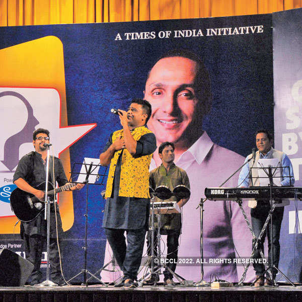Rahul Bose's chat show in Jaipur