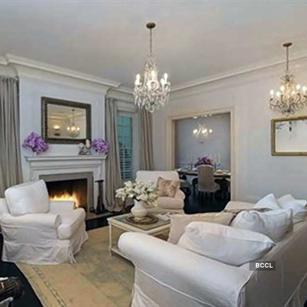 Take a Look Inside Celebrities Homes