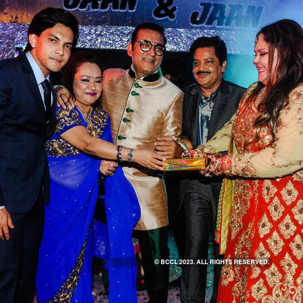 Abhijeet's 25th wedding anniversary