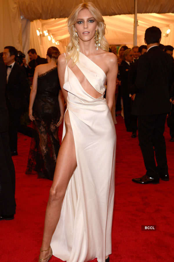 Hotties in Naked Dress