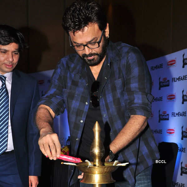 62nd Britannia Filmfare Awards (South): Press meet