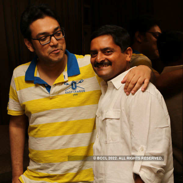 Celebs at Belaseshe's success Party