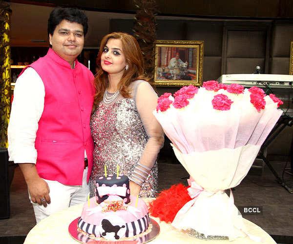 Shalini Verma's Birthday party
