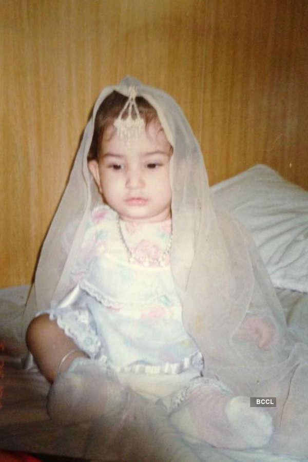 Adorable childhood pictures of Jhataleka Malhotra