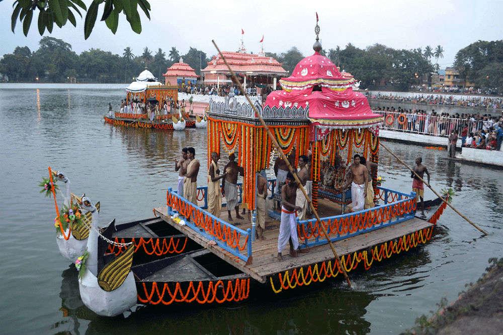 Chandan Yatra of Lord Jagannath