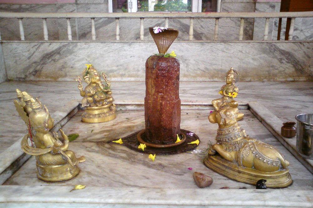 Nandeshwar Mahadev Temple