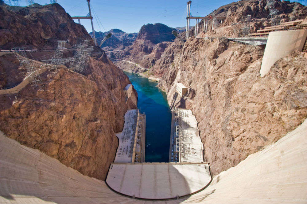 The only visitable tomb at Hoover Dam belongs to a dog in