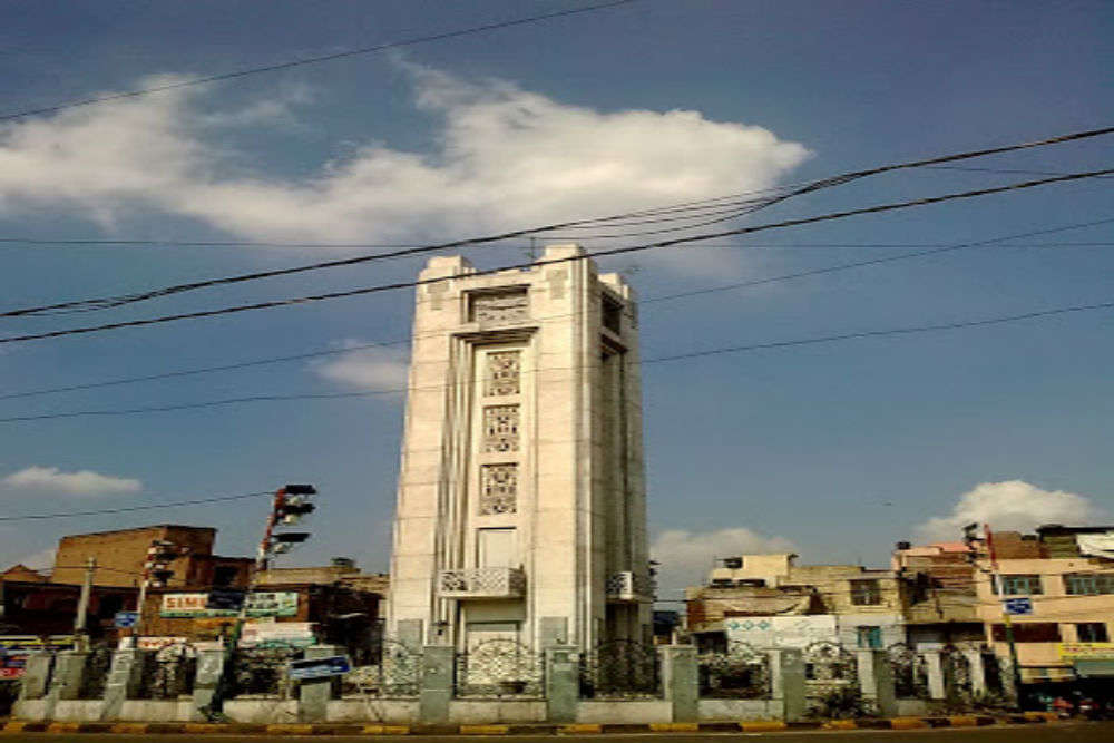 Ram Swarup Clock Tower