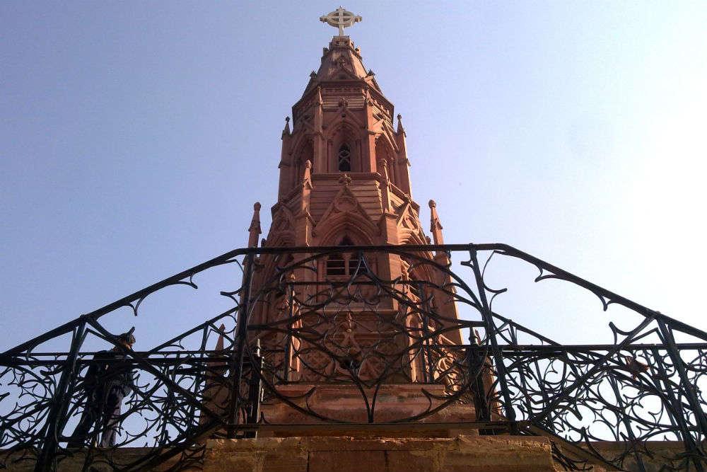 Mutiny Memorial and Ashokan Pillar