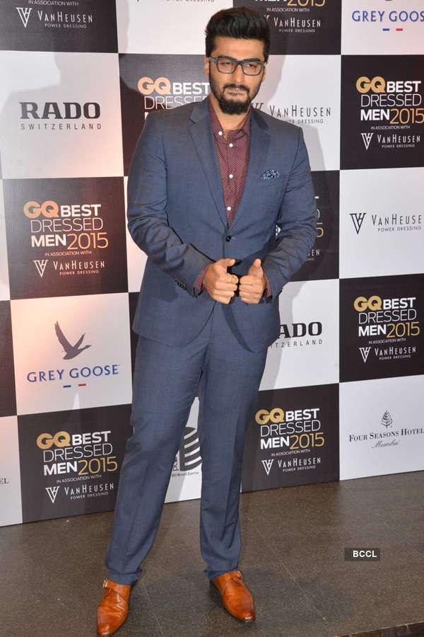 GQ Best Dressed Men 2015 Awards