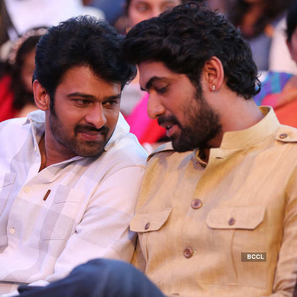 Baahubali: Audio launch