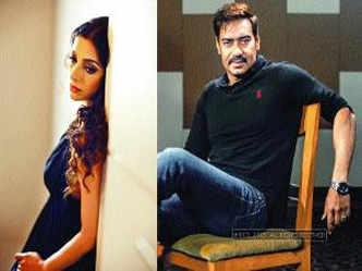 Ajay Devgn-Tabu revive childhood memories on the sets of 'Drishyam'