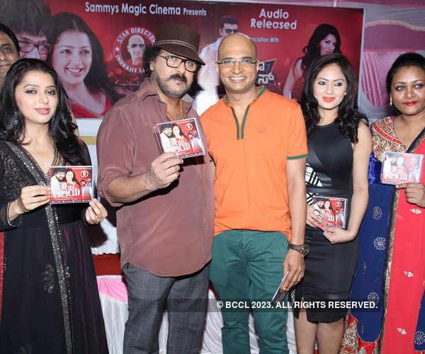Ravichandaran at Luv U Alia audio launch, Bengaluru