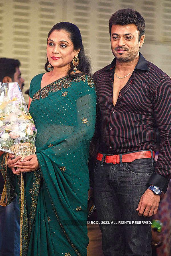 SR Prabhu's wedding reception