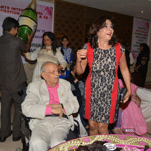 Nana Chudasama's b'day party