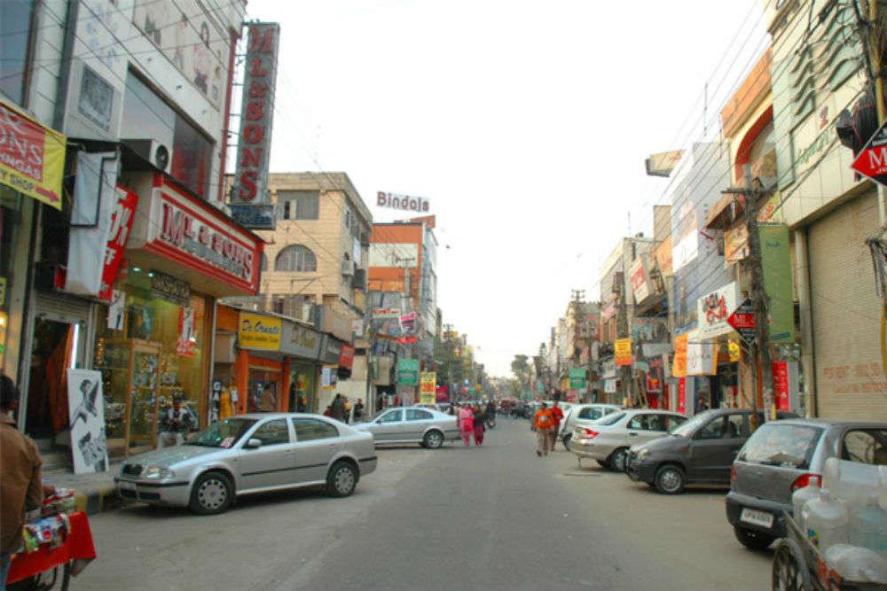 Rajouri garden Main Market