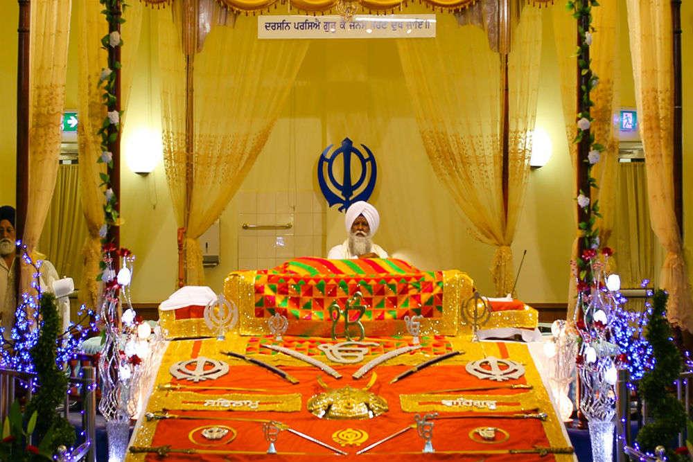 Fateh Nagar Gurudwara