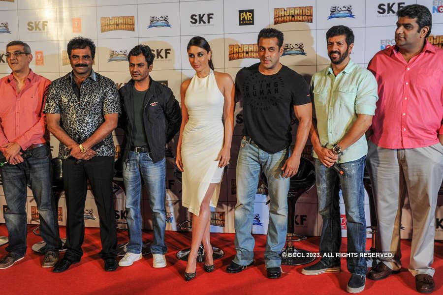 Bajrangi Bhaijaan: Trailer launch
