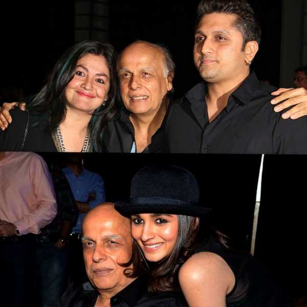 Mahesh Bhatt gave her daughter Alia Bhatt a small break in the movie Sangharsh