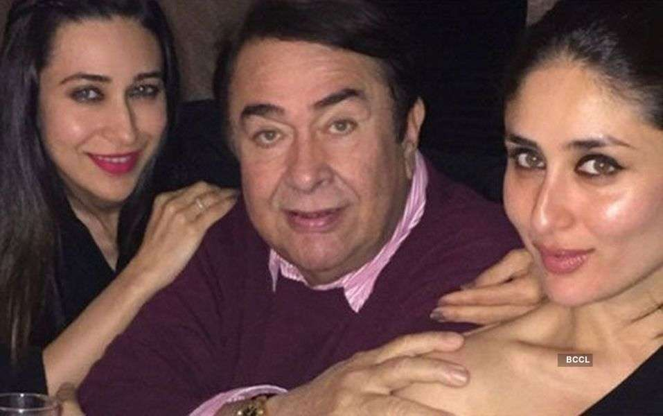 Yesteryear actor Randhir Kapoor whose father was a legendary actor