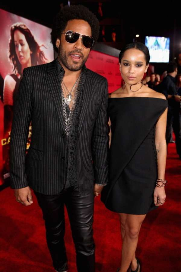 You Belong To Me artist Lenny Kravitz got separated from his daughter