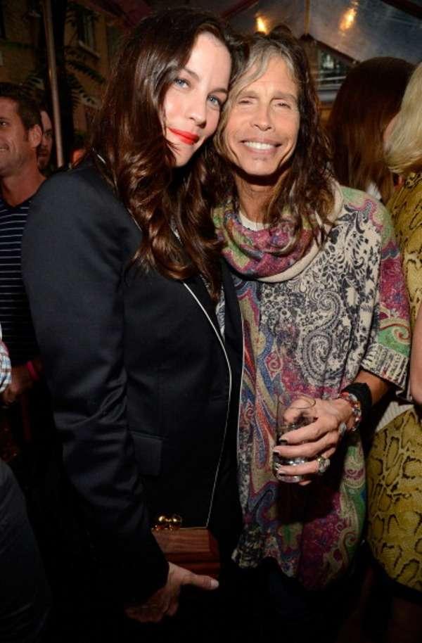 Aerosmith's lead singer Steven Tyler was never really there