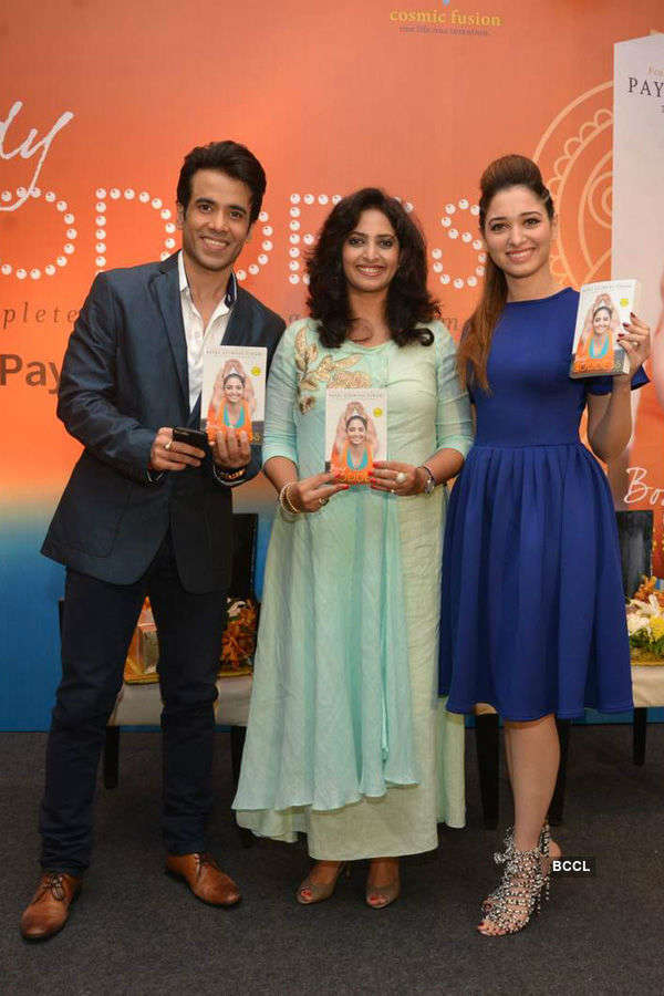Celebs @ Book launch
