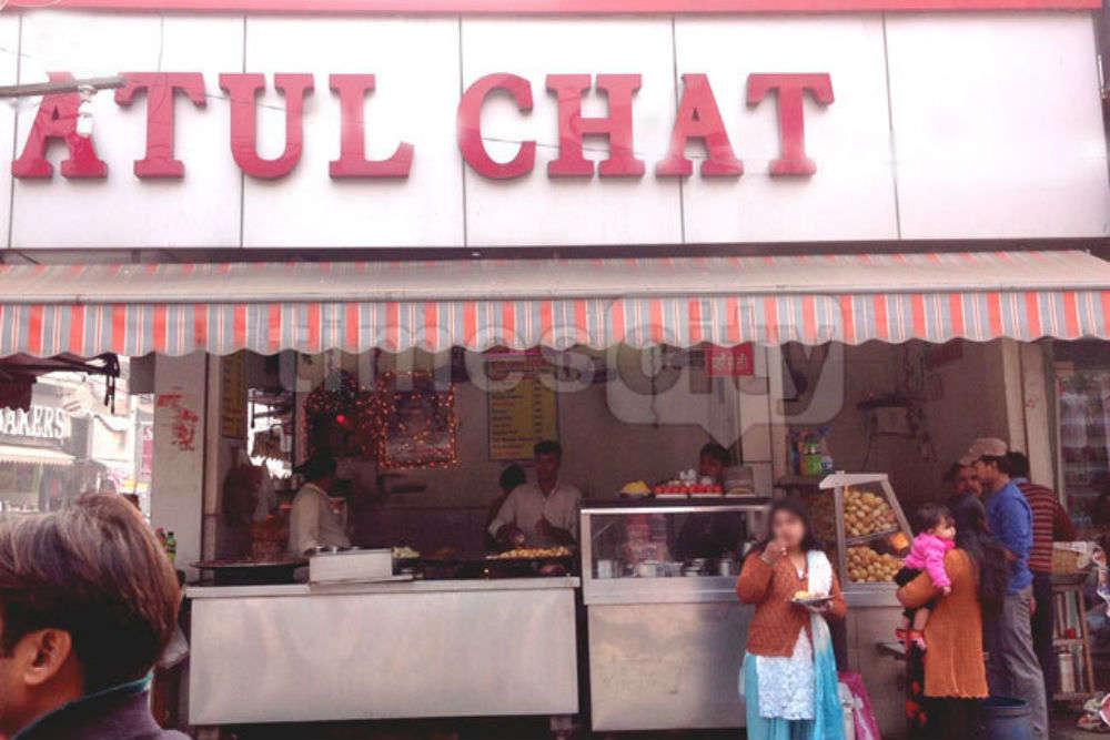 Atul Chaat Corner
