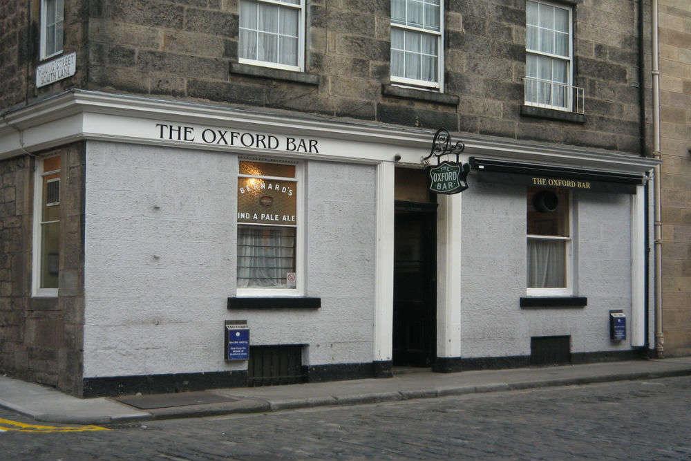 Savor drinks in literary pubs