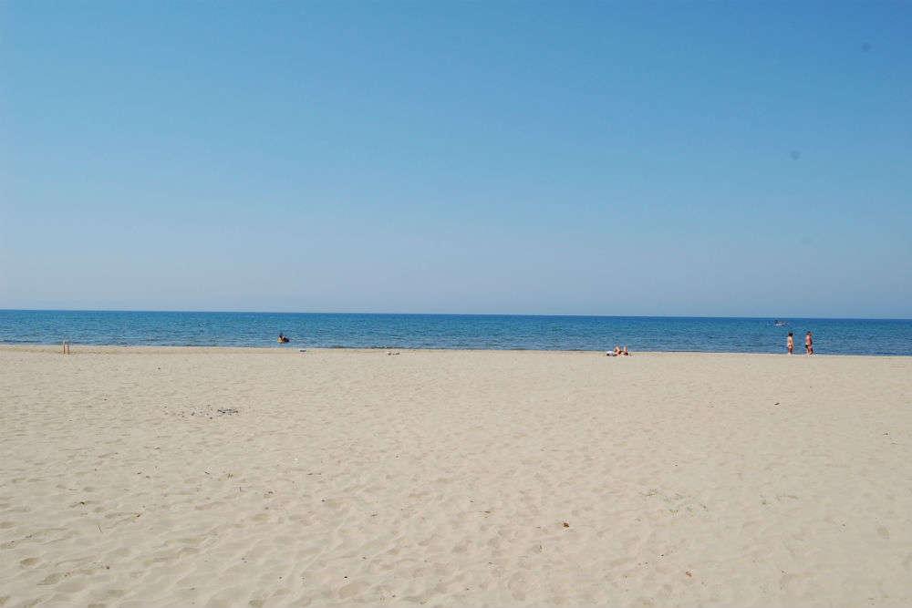 Pamucak Beach